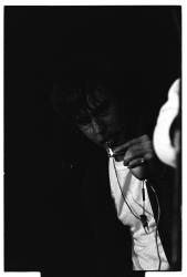 1969 Ann Arbor Blues Festival -- Muddy Waters's Harmonica player
