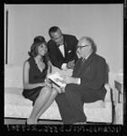 Leslie Uggams and Ricardo Montalban