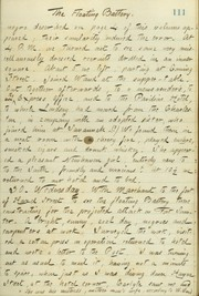 Thomas Butler Gunn Diaries: Volume 15, page 121, January 29-30, 1861