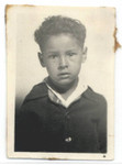 Arthur Palomino in the 1st Grade