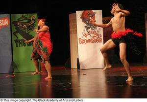 Thumbnail for Dancers Performing Tribal Routine Hip Hop Broadway: The Musical