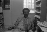 John Blassingame: New York. John Blassingame seated in office (BLJP 2-79 #102)