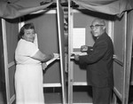Voting, Los Angeles, 1963