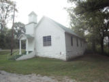 Pikeville Chapel AME Zion Church: front view 2