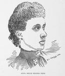 Anna Belle Rhodes Penn. Pedagogue, Poetess and Essayist, Lynchburg, Virginia