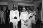 Black Shriners Coronation Ball, Los Angeles, 1989