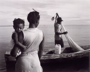 "Familia Del Mar/Family of the Sea (Livingston, Guatemala), from the series ""Tengo Casi 500 Años: Africa's Legacy in Central America"""