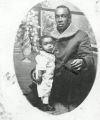 Father with Son (Relatives of Annette Dunham)