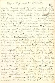 Thomas Butler Gunn Diaries: Volume 19, page 20, March 7, 1862