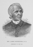 Rev. James Poindexter, D. D. President of the day
