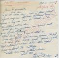 "Ella Braley to ""Dear Sir"" (10 October 1962)"