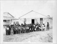 African-American 4-H children, circa 1940