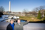 Thumbnail for Bunch and Conwill Look at NMAAHC Museum Site