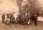 Staff, International Exchange Service, 1891