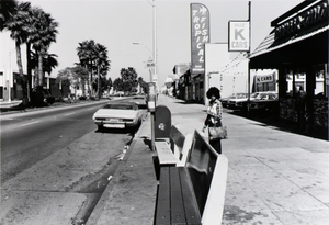 Public Transit Areas, 10th St. and Long Beach Blvd., Looking East, from the Long Beach Documentary Survey Project