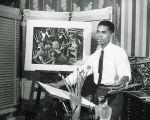Mr. Randy Brown, artist