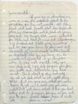 Ethel Terry to James Meredith (Undated)