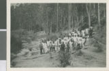 Baptisms at Mount Zion Bible School, Chennai, India, 1968