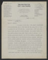 General Correspondence of the Director, Last Name D, 1914