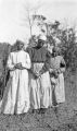"""The Three Graces,"" three African American women in rural Wilcox County, Alabama."