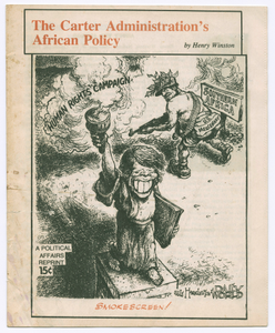 The Carter Administration's African Policy