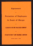 Agreement for protection of employees in event of merger of Seaboard Air Line Railroad Company and Atlantic Coast Line Railroad Company