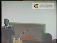 [Yield Not to Temptation] (video) Revival Conducted By Rev. Nathan Dell At Monroe Street Church (2 0f 3)