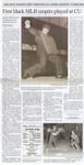 The Panther - Emmett Ashford Article