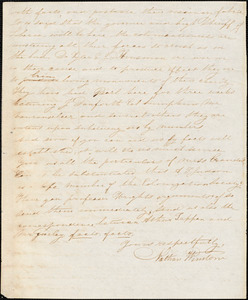 Letter from Nathan Winslow, Portland, to William Lloyd Garrison and Isaac Knapp, 1833 [July] 13