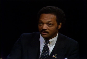 Jesse Jackson interview