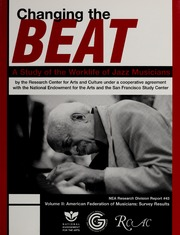 Changing the beat : a study of the worklife of jazz musicians, v.2