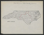 State Supervisor of Elementary Education; School Visitation Reports and Summary,1950-1951