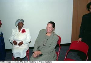 Rose Burke and Osceola Mays Dallas/Fort Worth Black Living Legends Dallas/Fort Worth Black Living Legends, 1991