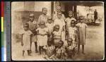 Children at the Mission of St.Mary of Namur at Bandundu, Congo, ca.1829-1940