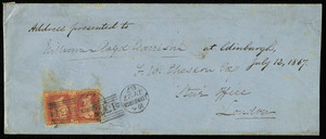 Address given in honor of William Lloyd Garrison by the Ediburgh Ladies' Emancipation Society