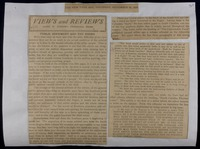 Clippings of articles