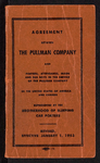 Agreement between The Pullman Company and porters, attendants, maids, and bus boys in the service of The Pullman Company in the United States of America and Canada represented by the Brotherhood of Sleeping Car Porters