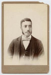 Portrait of Mr. O. D. Newton
