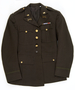 Officer's service coat