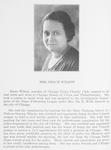 Mrs. Grace Wilson