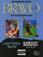Thumbnail for [Program] Bravo: Michigan Opera Theatre, Spring 2015, Dance Program