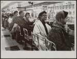 Sit-ins in a Nashville store