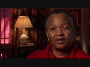 American Experience; Interview with Delores Boyd, 1 of 2