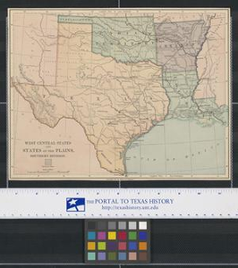 West Central States and States of the Plains: Southern Division