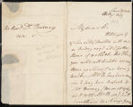 Letter (May 4, 1812)