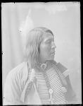 Dakota man, Flying Hawk. U. S. Indian School, St Louis, Missouri 1904