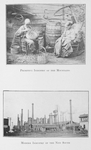 Primitive industry of the mountains; Modern industry of the new south