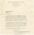 Eugene Avery Adams papers, 1892-1968, folder 44; May 3-11, 1957