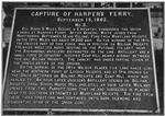 Capture of Harper's Ferry, September 15, 1862; No. 3