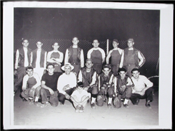 Columbus Park Inn Baseball Team
